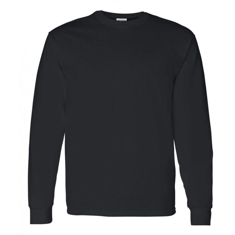 02857c5f Long Sleeve T-Shirt with 2019 PA West District YMCA Championships logo