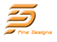Image result for fine designs logo